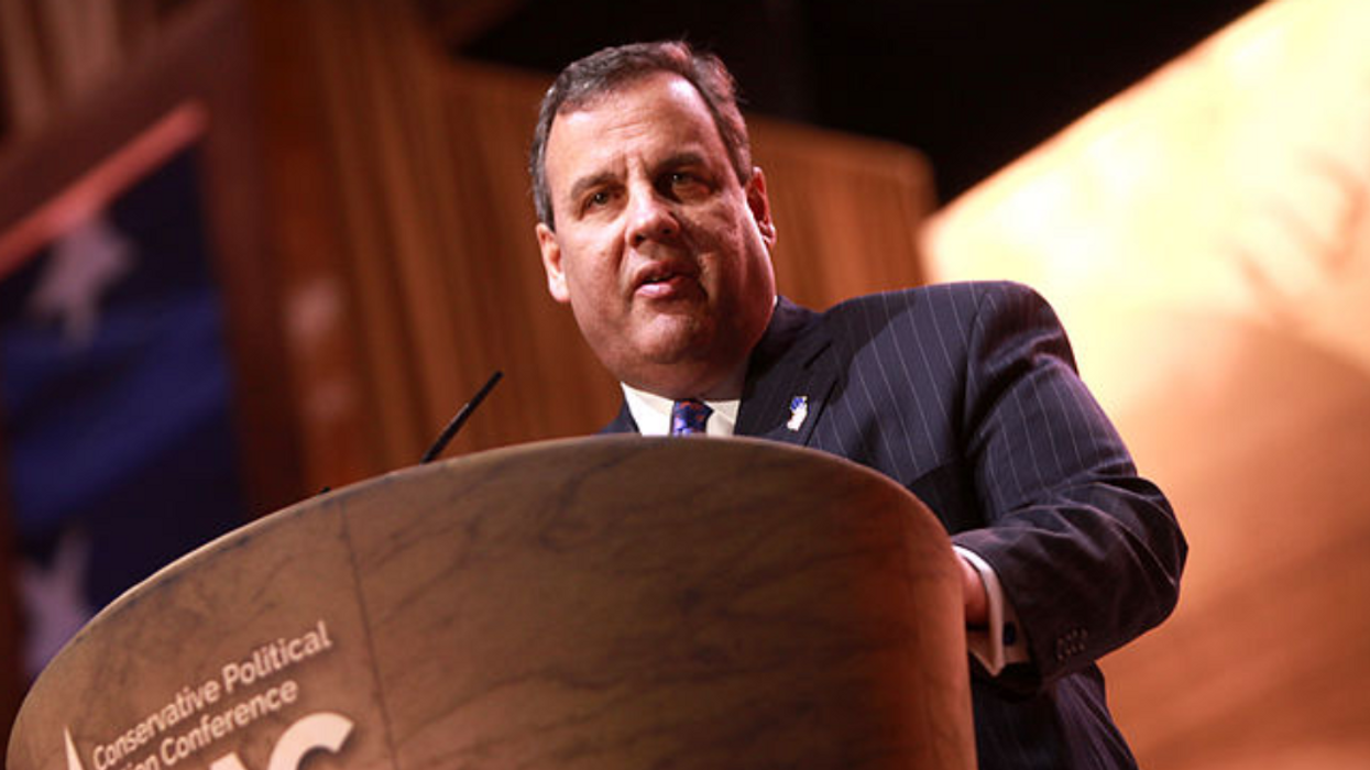 'Knock off some of this crazy stuff': Chris Christie blames Trump for Senate loss