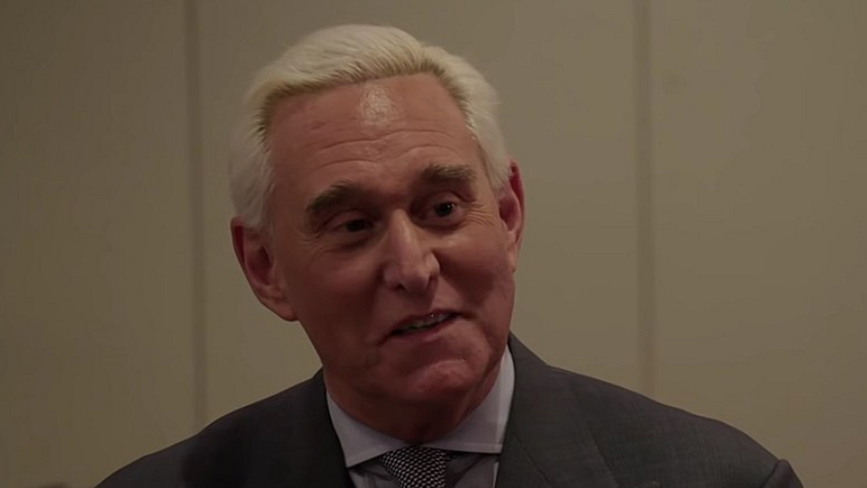 Roger Stone has something to say about the lawsuit alleging he owes IRS nearly $2M