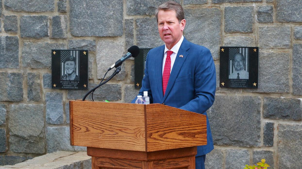 Notorious ex-Democrat launches GOP primary challenge to Georgia governor
