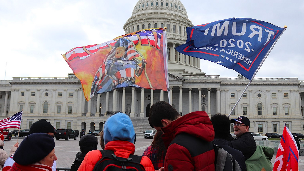 Pro-Trump website 'TheDonald' confirms detailed plans to storm Capitol and kill members of Congress