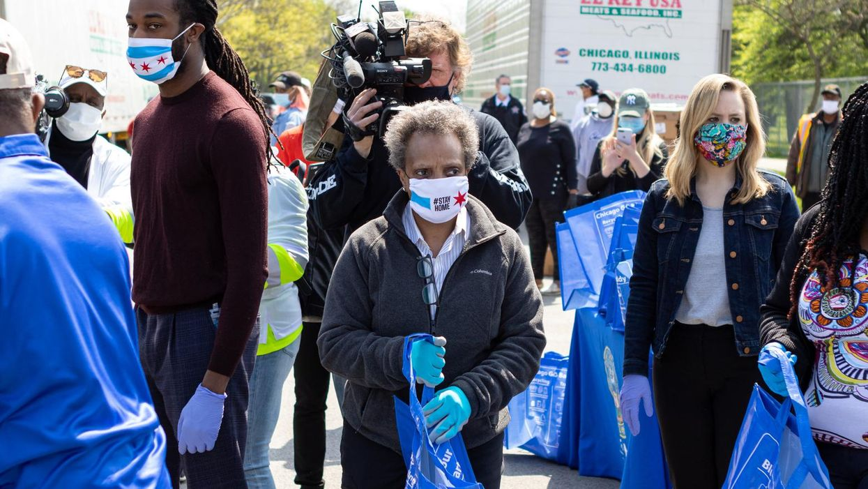 Will Chicago Mayor Lori Lightfoot resign? These activists hope so