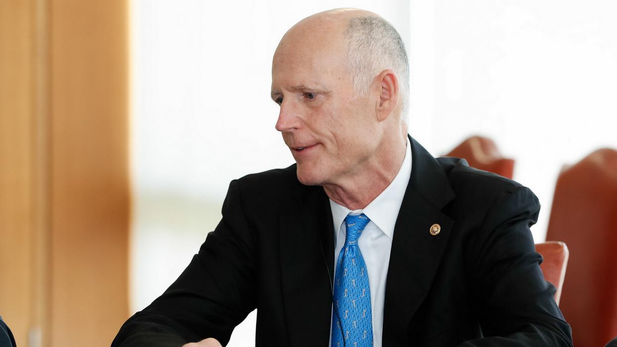 'Backlash' is coming: Sen. Rick Scott pens op-ed threatening 'woke corporate America'