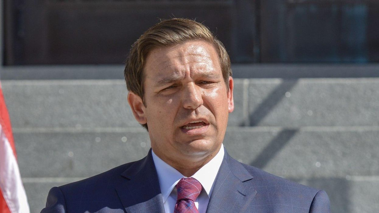 Ron DeSantis signs 'outrageous and blatantly unconstitutional' bill into law