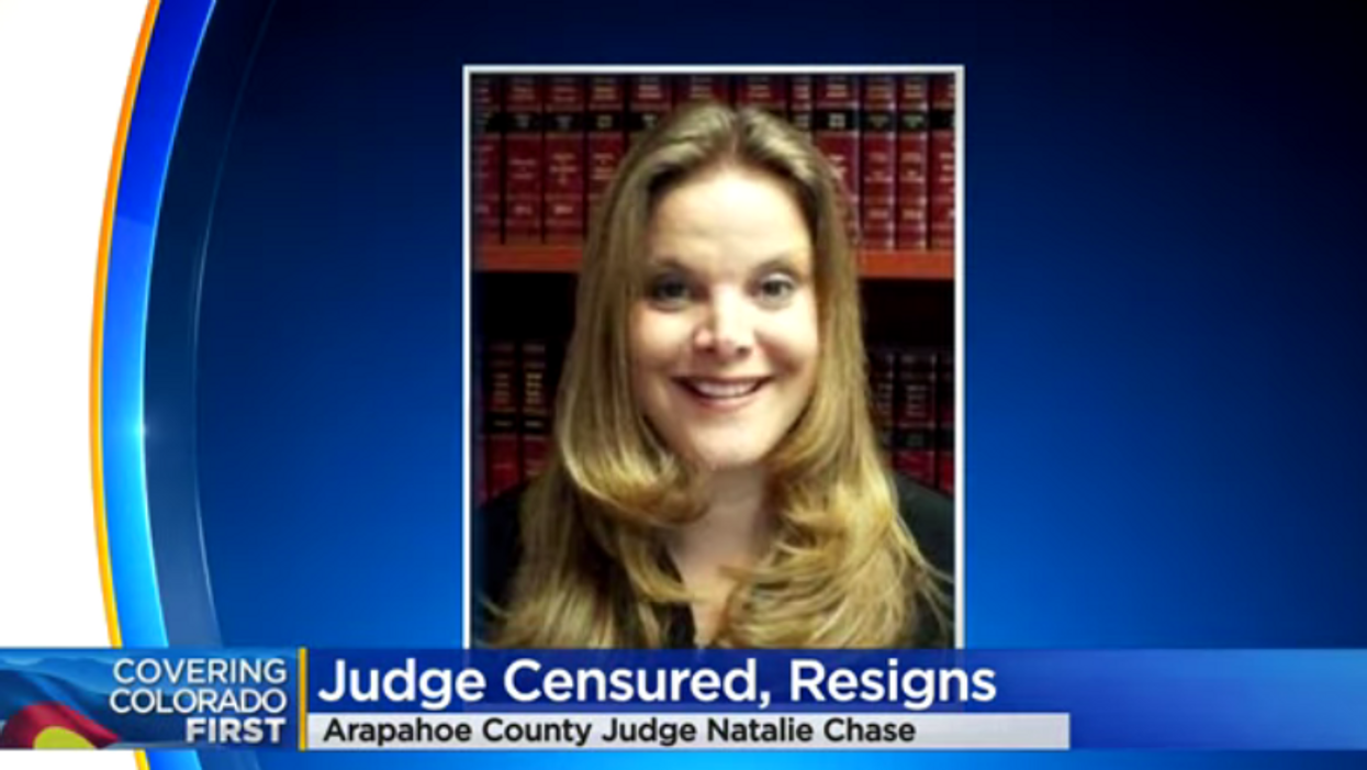 Colorado judge resigns after she 'used the full N-word' in conversation Black co-worker: court documents