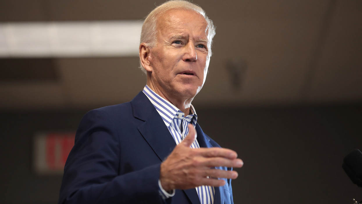 How Biden is capitalizing on the growing rift between American businesses and the GOP