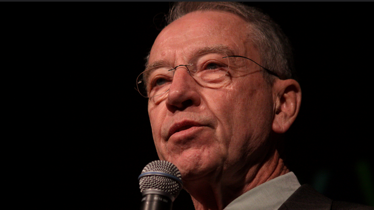 Grassley scorched for bogus claim moving All-Star Game out of Atlanta cost '100 million jobs'