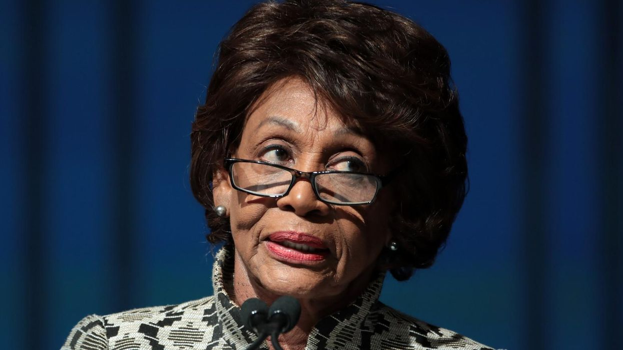 The real reason Republicans are throwing a fake tantrum about Rep. Maxine Waters