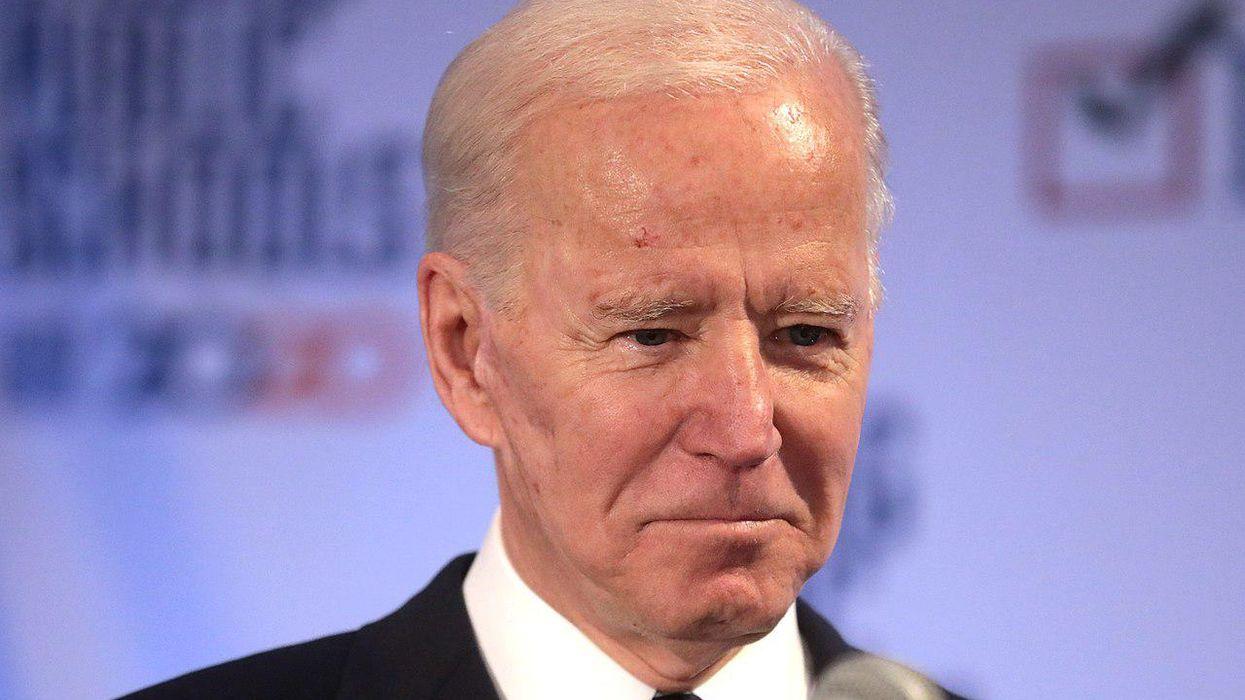 Columnist argues Biden can expose the Republicans' 'monstrous lie' about his presidency