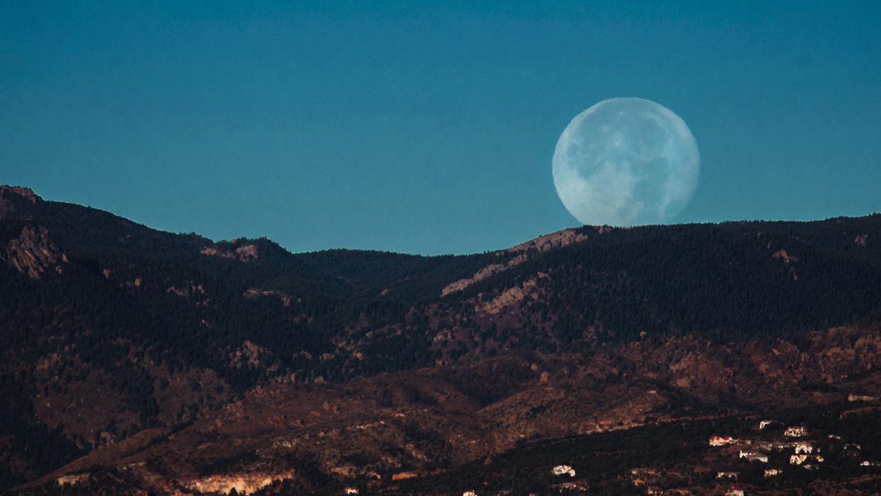 There's a supermoon just around the corner — and it comes with a twist