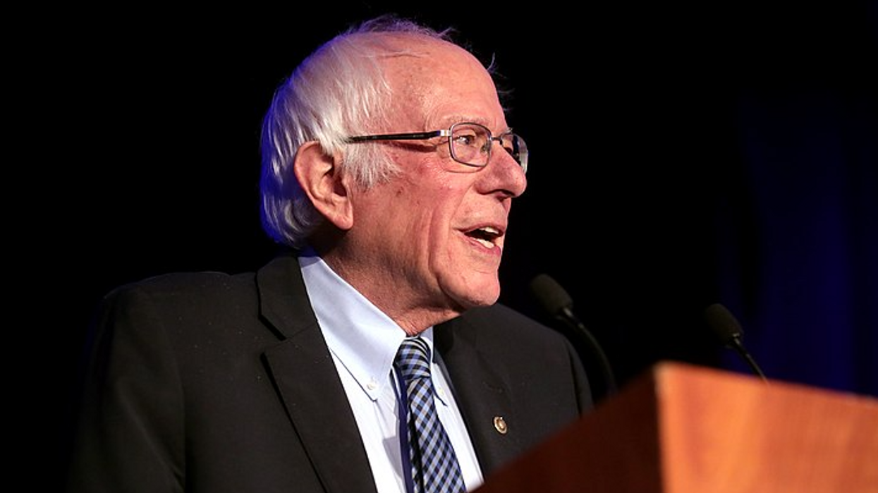 Bernie Sanders insists supporting waiver for COVID vaccine patents is 'common human morality'