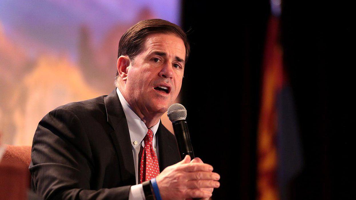 How Trump hopes to take revenge against Arizona's Republican governor: report