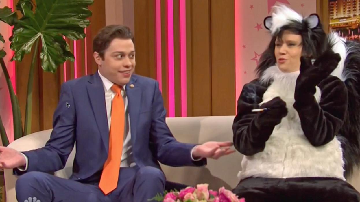 Watch: Matt Gaetz gets brutally destroyed on SNL after a week of salacious allegations