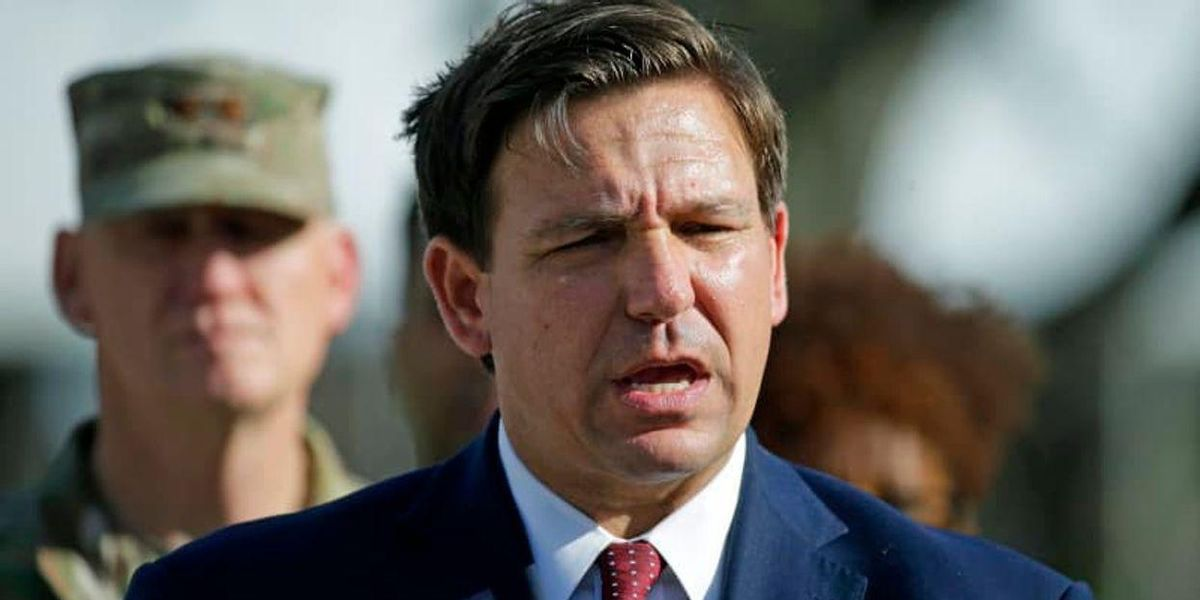 'He's lying you can tell': Internet responds to '60 Minutes' exposé on Ron DeSantis