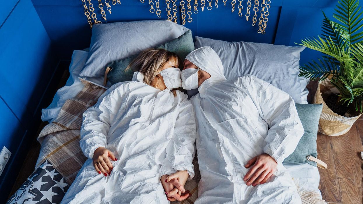 Did the pandemic ruin sex? Scientists say it could constitute a health crisis