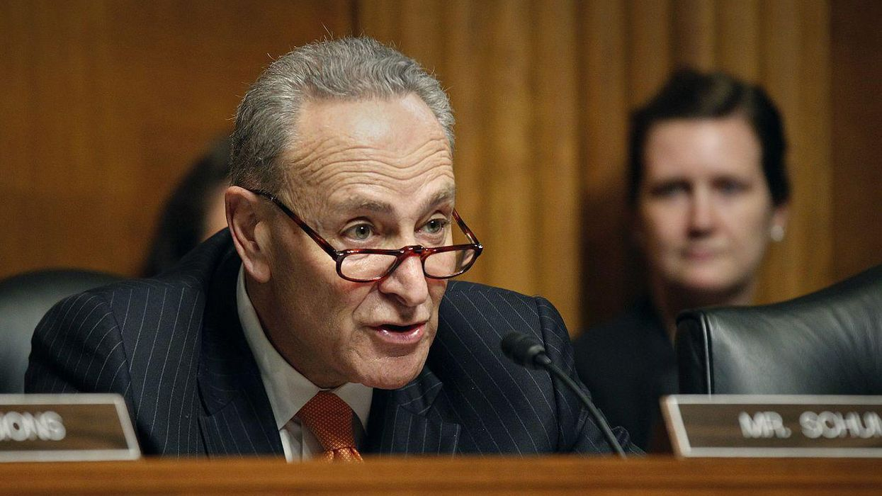 'The carnage needs to come': Man accused of threatening Schumer over Trump's election lies to plead guilty