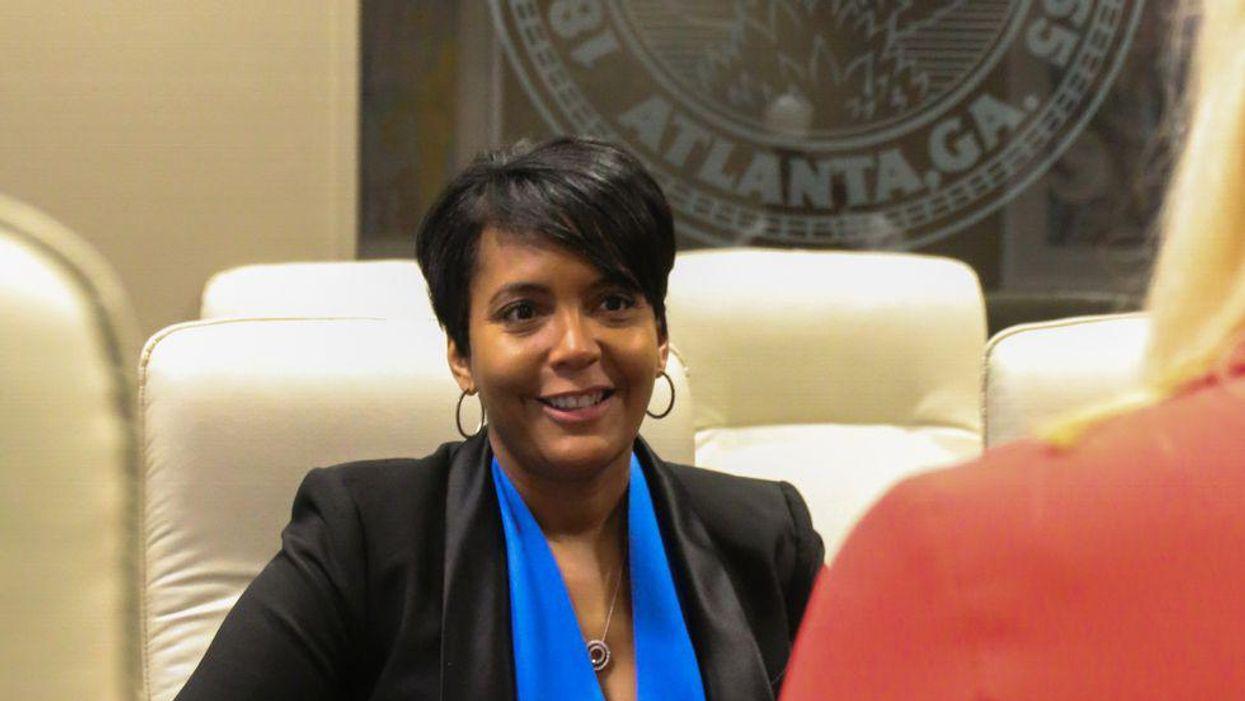 Atlanta Mayor Keisha Lance Bottoms takes bold action to counter Republican voter suppression efforts