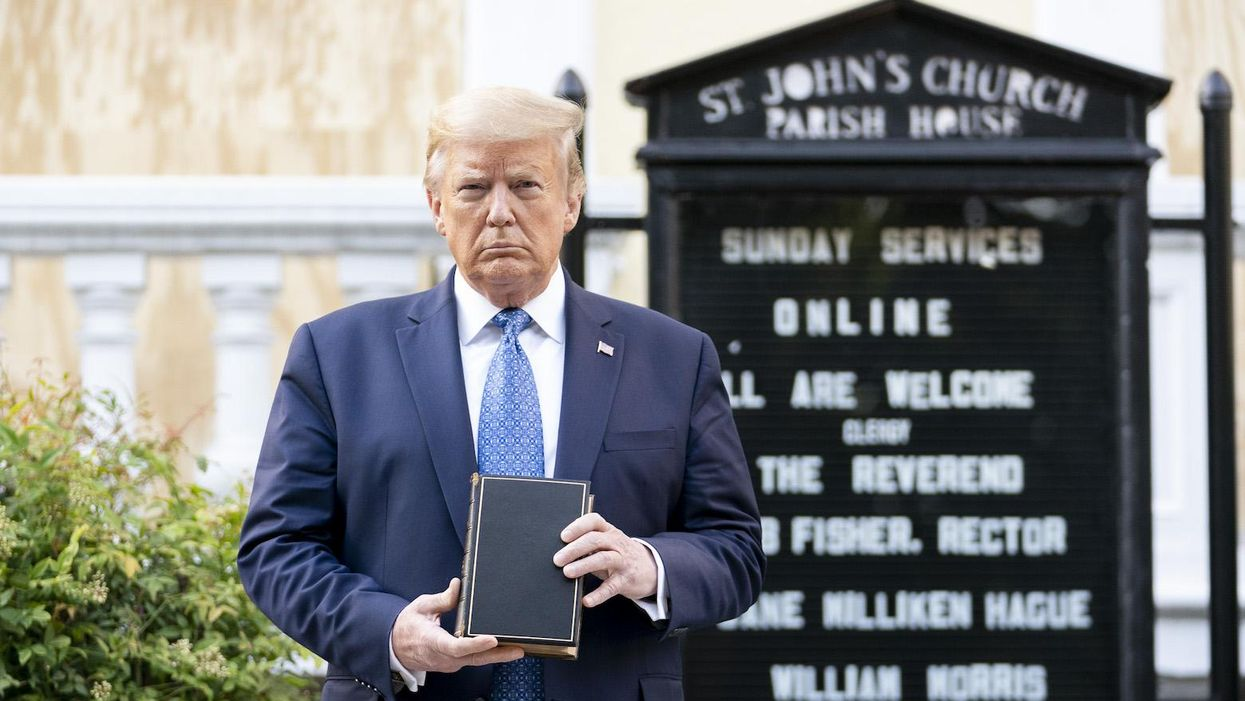 Trump and the GOP have thrown evangelical Christianity into a full-blown crisis