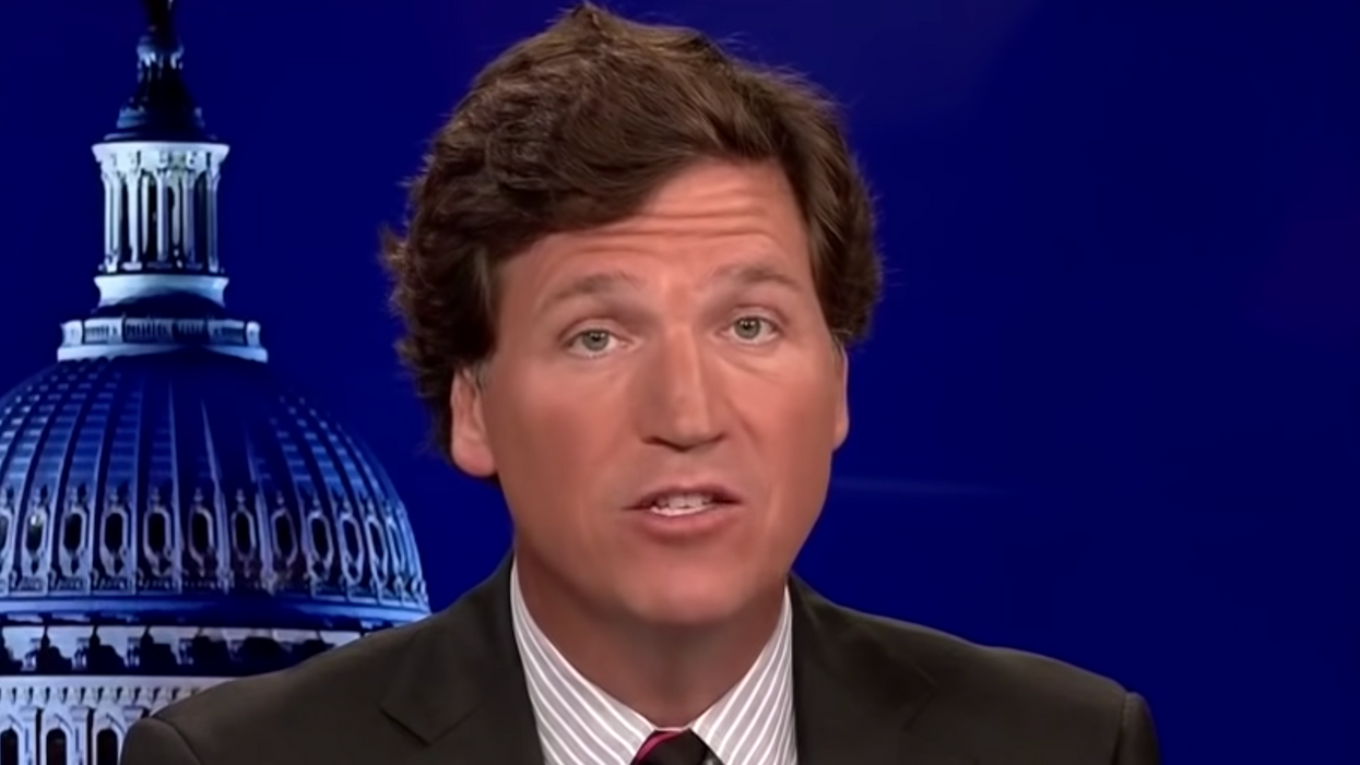 Fox News' Tucker Carlson faces blowback after defending the Capitol rioters as 'sad, disenfranchised people'