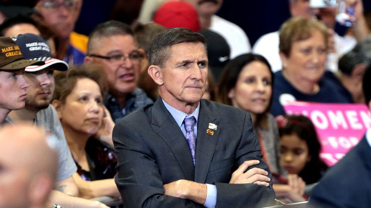 New report exposes evidence that Michael Flynn knowingly flouted the law by taking foreign money