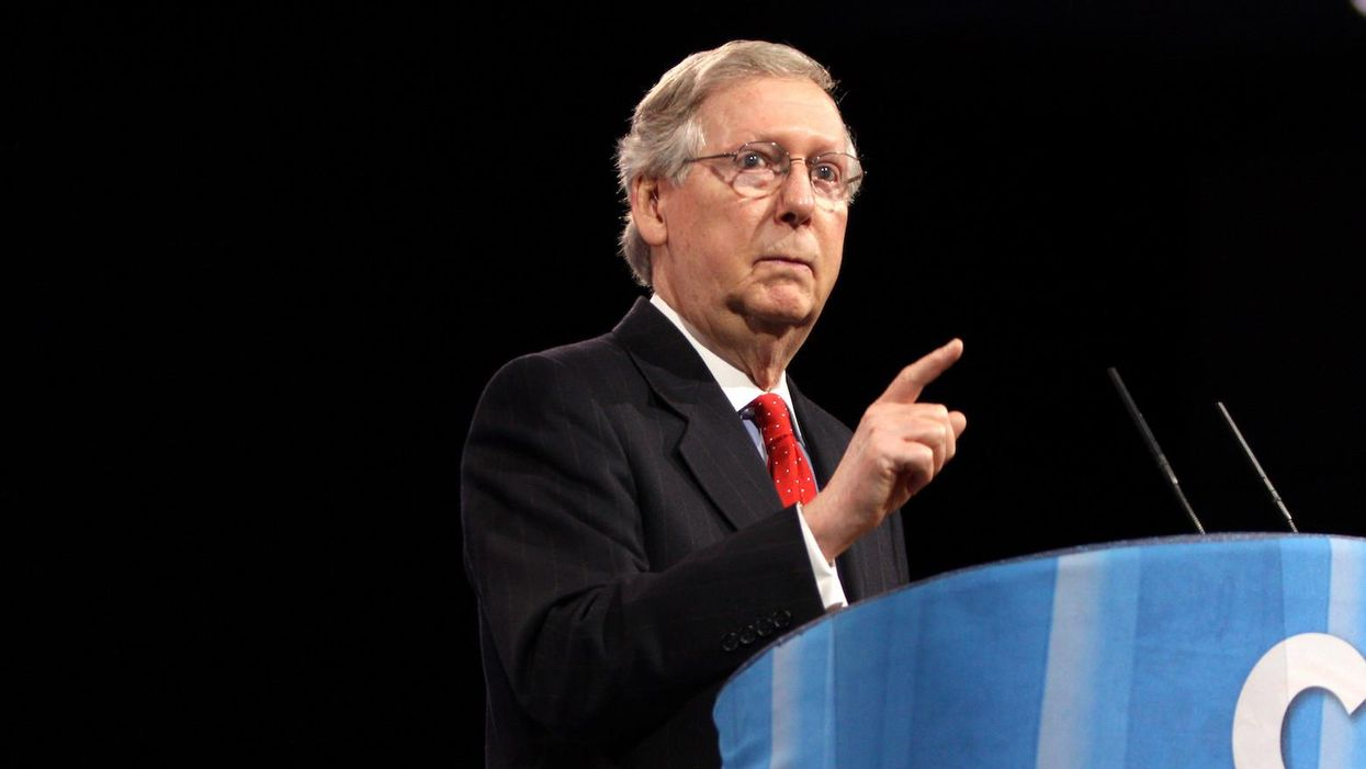 Here's what Mitch McConnell's sudden backflip over corporations in politics really means
