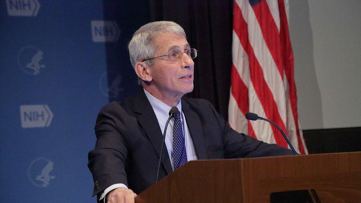 Dr. Anthony Fauci warns the US is 'racing' to avoid another COVID-19 surge