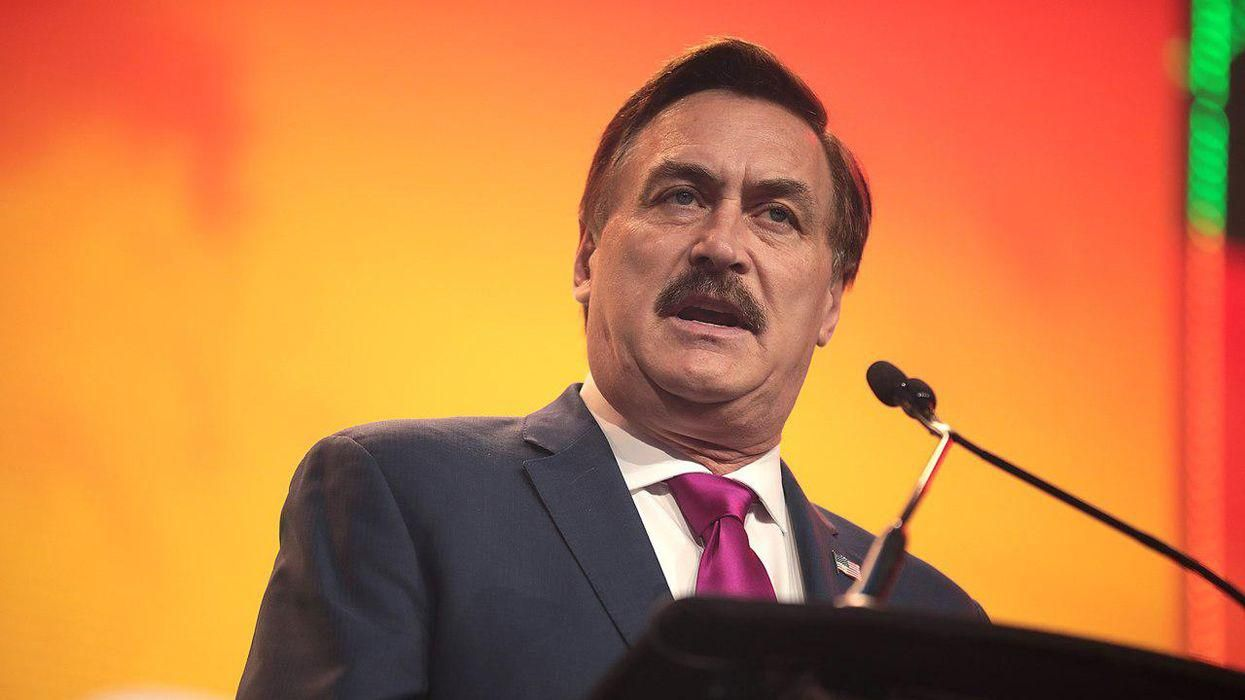 MyPillow CEO Mike Lindell still believes Trump will be heading back to the White House