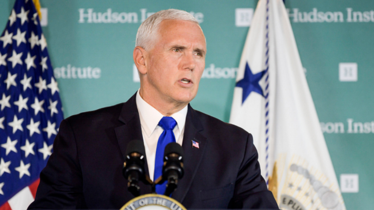 Busted: Mike Pence quietly adds hate group leader to advisory board for his new organization