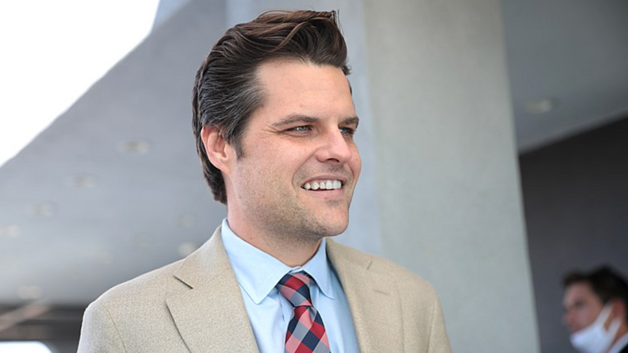 I'm built for the battle': Gaetz makes it clear he has no plans to go anywhere despite allegations