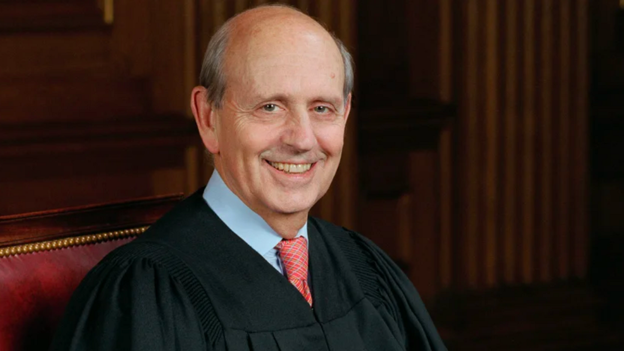 'Retire, Breyer': Progressive group joins call for SCOTUS justice to step down