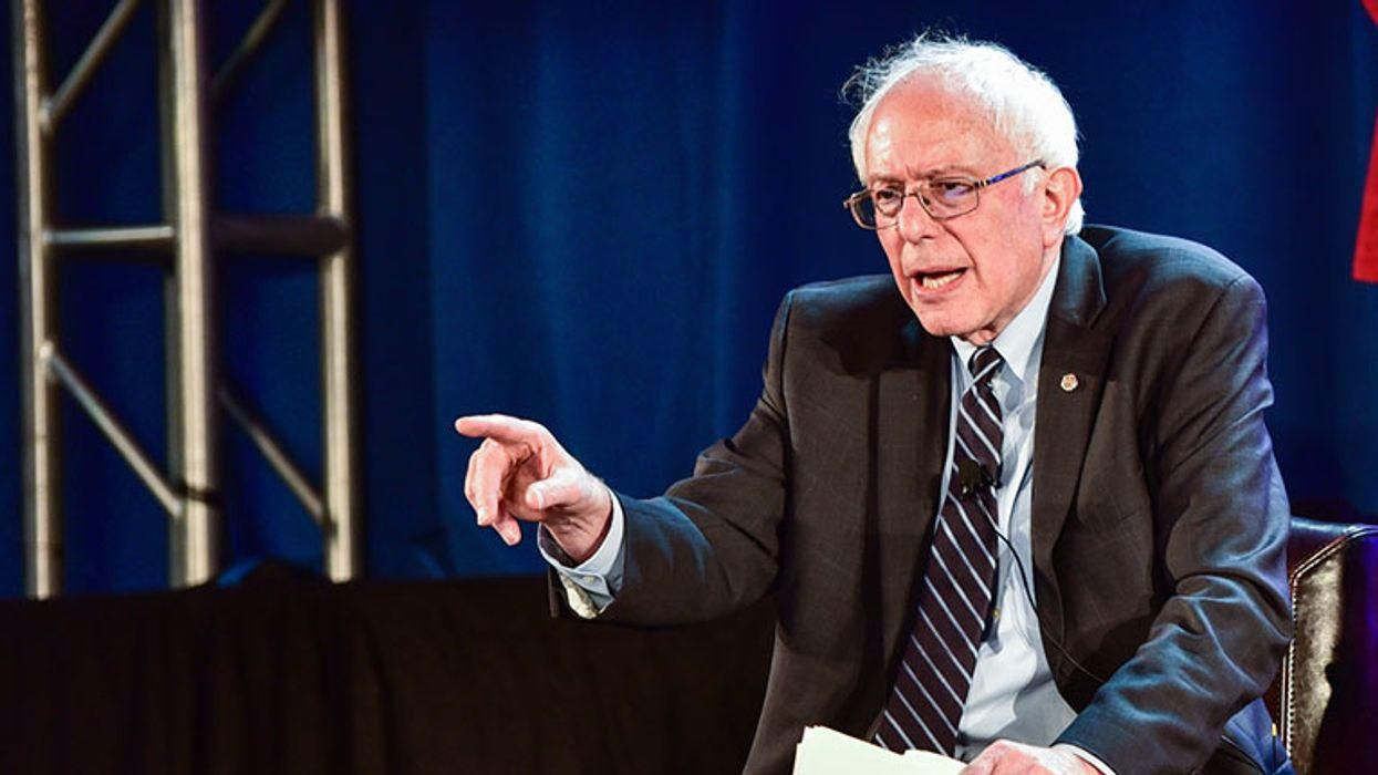 Sanders warns Dems not to waste time catering to obstructionist GOP