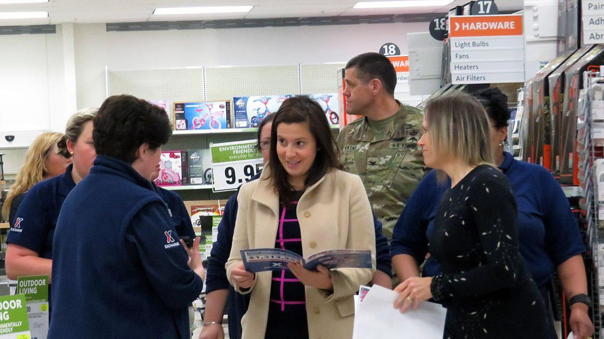 There's a simple (and dangerous) reason Rep. Stefanik is the leading candidate to replace Liz Cheney