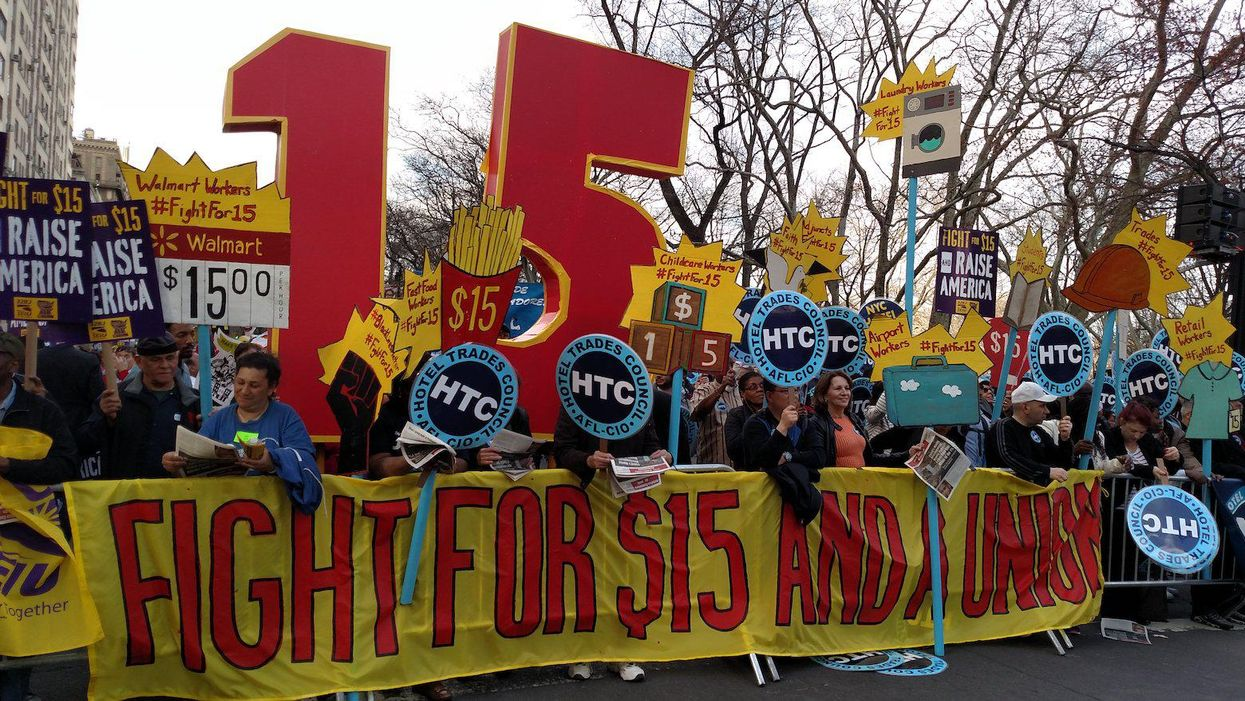The American left needs to use hardball tactics to win worker protections