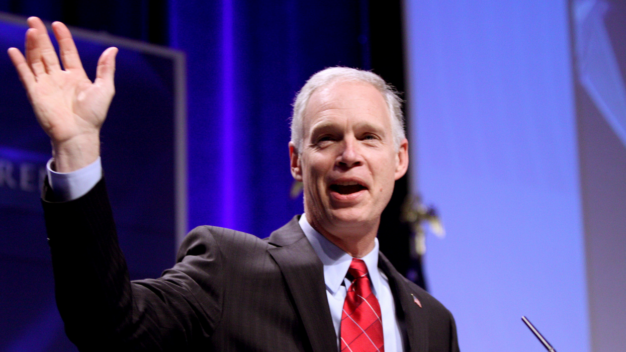 'This is wrong': Ron Johnson's anti-vaccination lies ripped apart by fact-checker