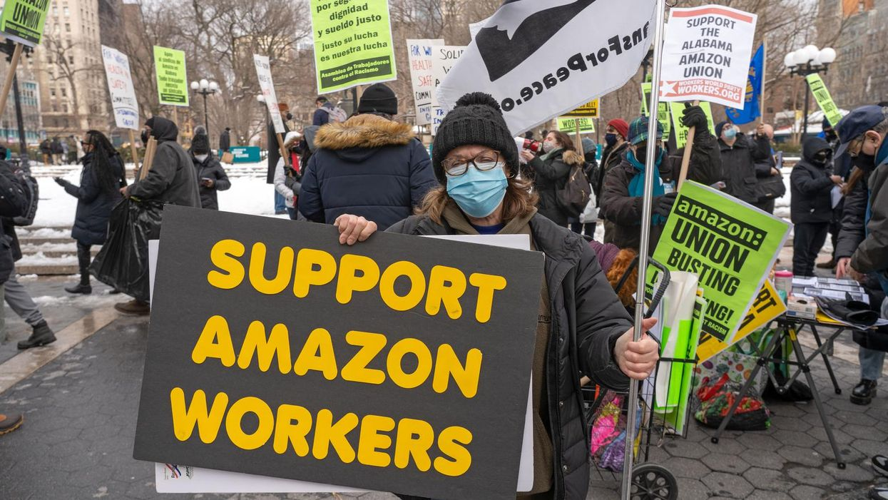 How the US Postal Service helped deliver a win to Amazon in defeat of union