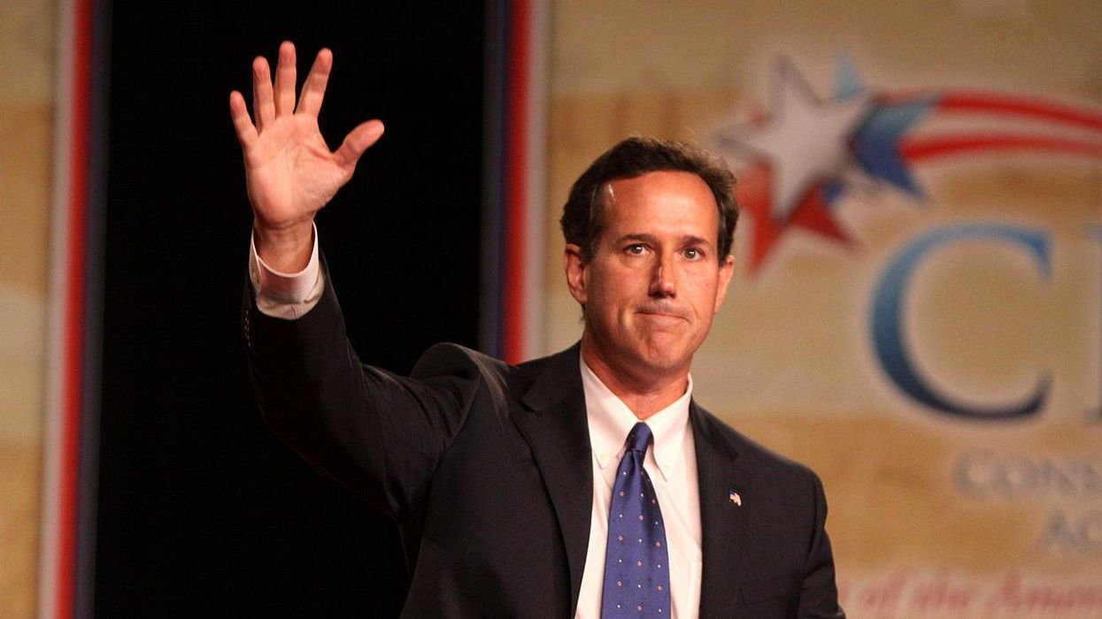 'Incredible ignorance': Rick Santorum slammed for clueless remarks about Native Americans