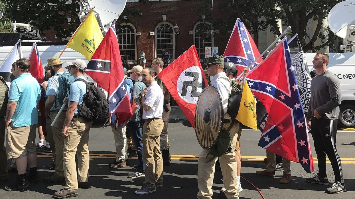 The party of Charlottesville: Trump's praise of white nationalists is now the GOP mainstream
