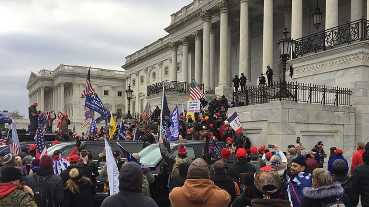 These Trump supporters stormed the US Capitol on Jan. 6. Now, they're political candidates