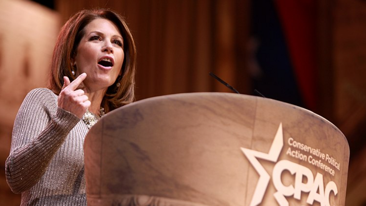 Michele Bachmann blasts Biden speech: He's going to 'snatch' toddlers to 'indoctrinate' them in 'the LGBTQ curriculum'