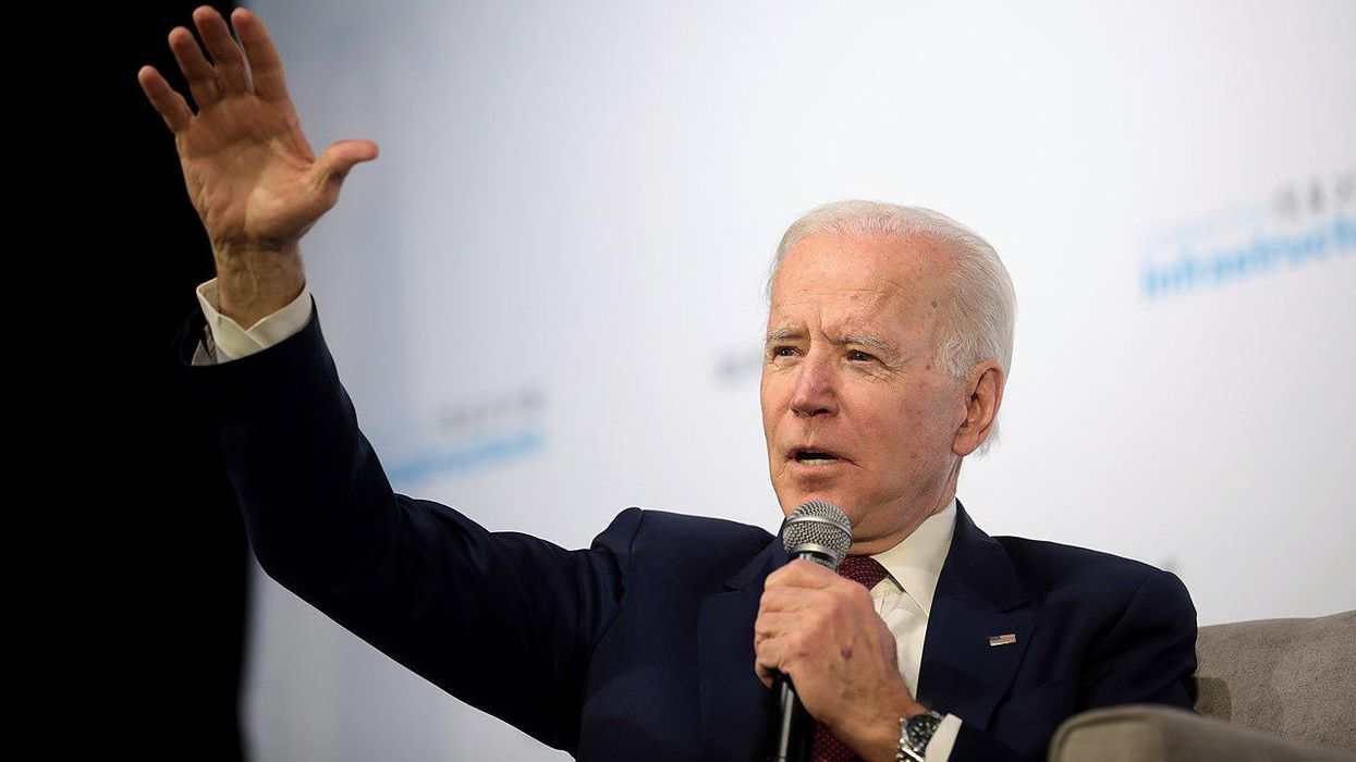 Biden and his allies have a plan for preventing a 2022 red wave