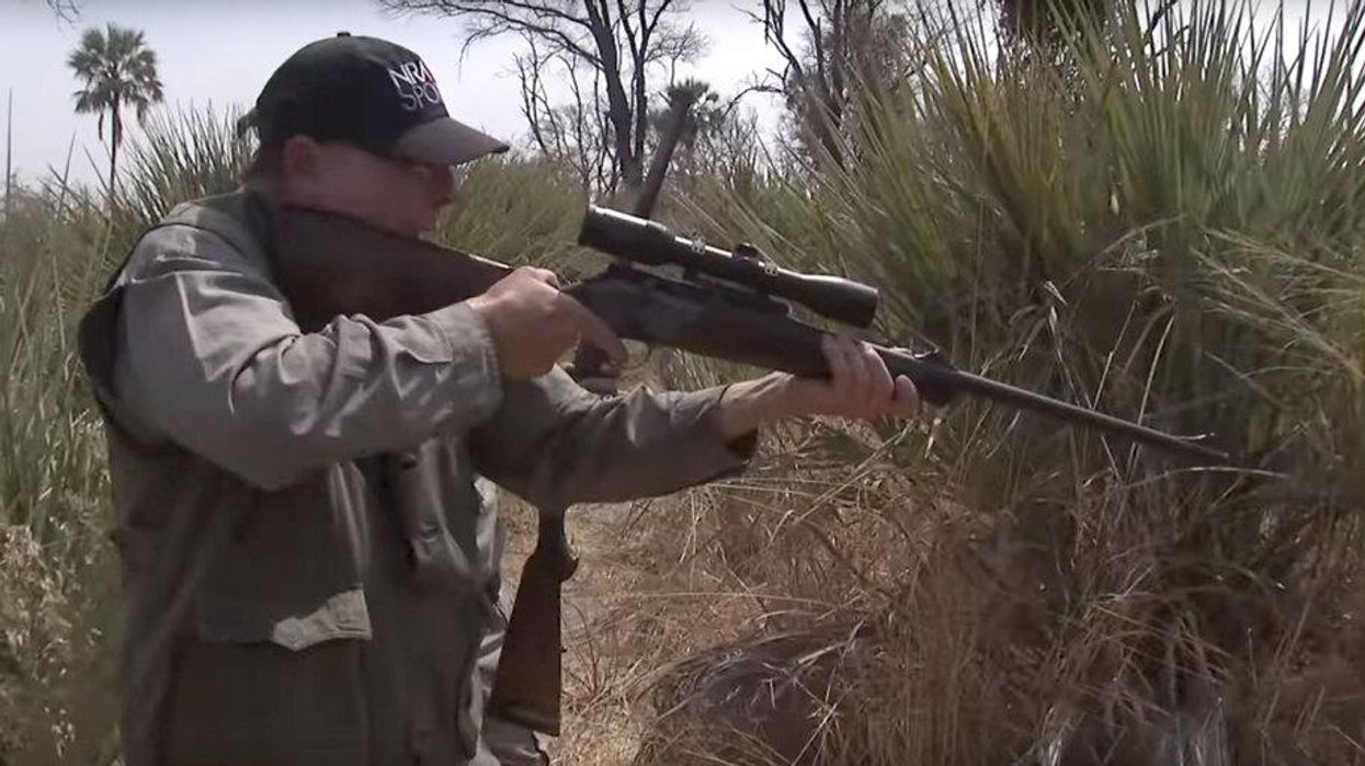 The NRA's Wayne LaPierre tried to keep this footage buried for 8 years