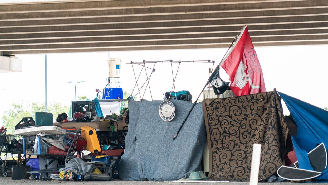 Austin voters reinstate city's ban on public homeless encampments in one of several local Texas elections