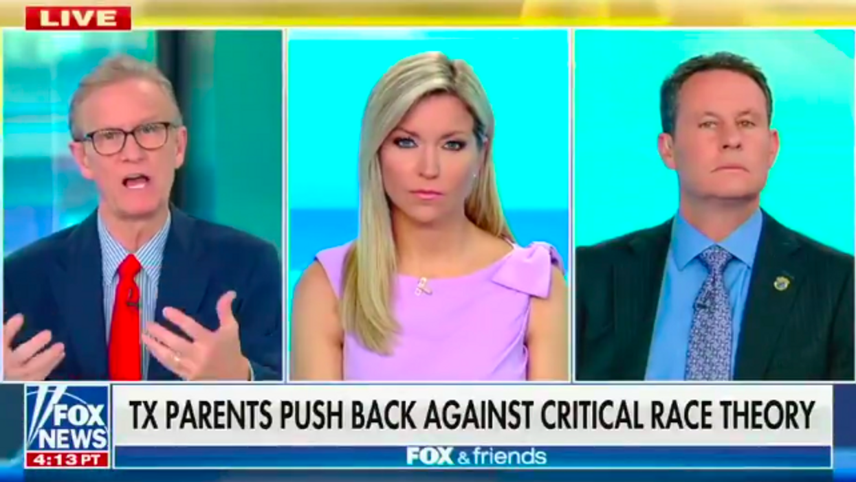 Fox News thrilled voters just elected 'anti-woke' candidates to 75% white wealthy Texas town's school board