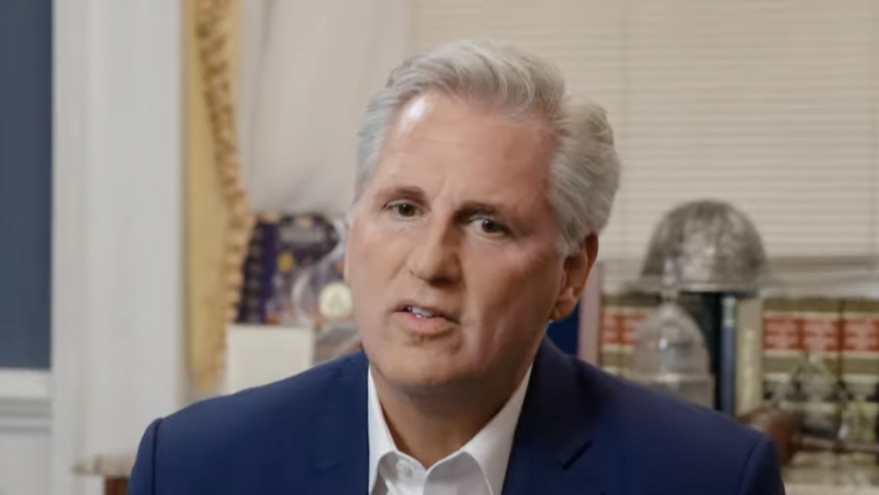 Kevin McCarthy reportedly gets caught on hot mic railing against Liz Cheney: 'I've had it'