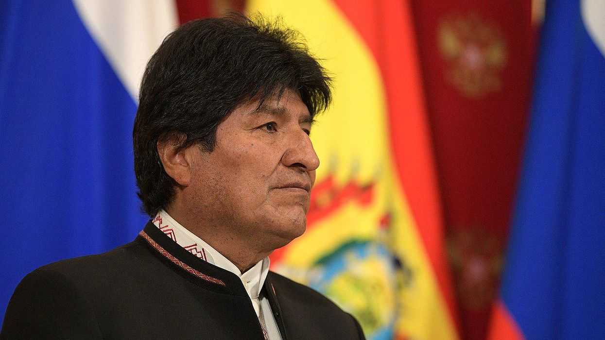 New report reveals Trump's DOJ targeted academics who exposed the Bolivian coup regime