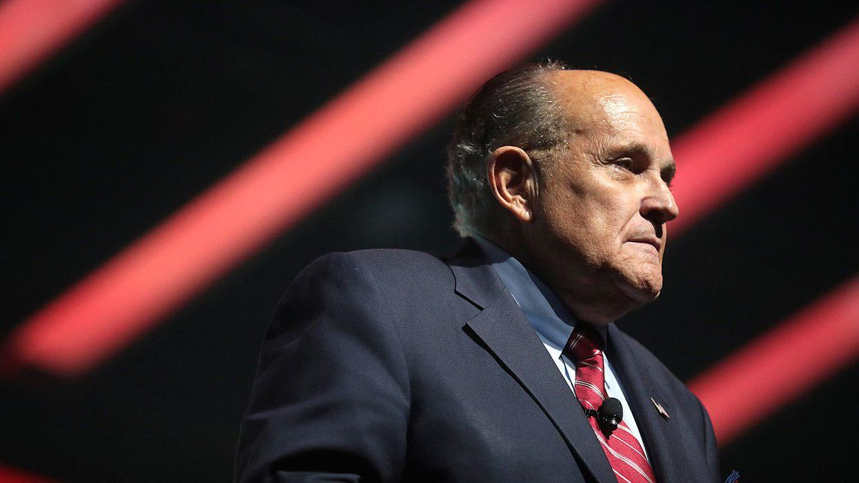 'A sense of fear': Trump's inner circle is reportedly spooked they might be next after Giuliani raid