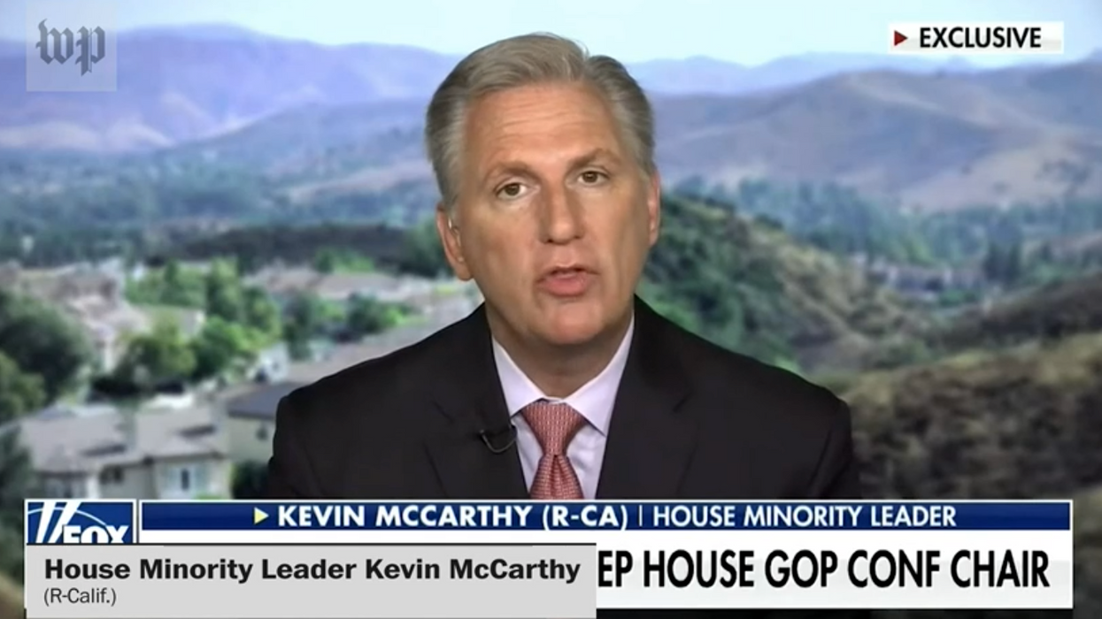 Reporters fact-check McCarthy for saying he doesn't 'think anybody is questioning the legitimacy of the election'