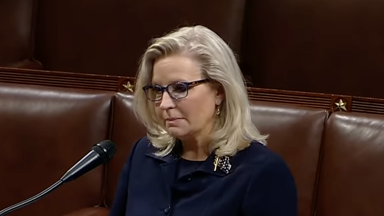 Liz Cheney exposes something profoundly rotten at the core of the Republican Party