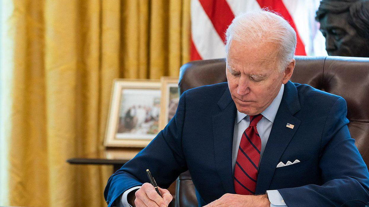 Fact-check busts Republicans for wrongly blaming rising gas and lumber prices on Biden