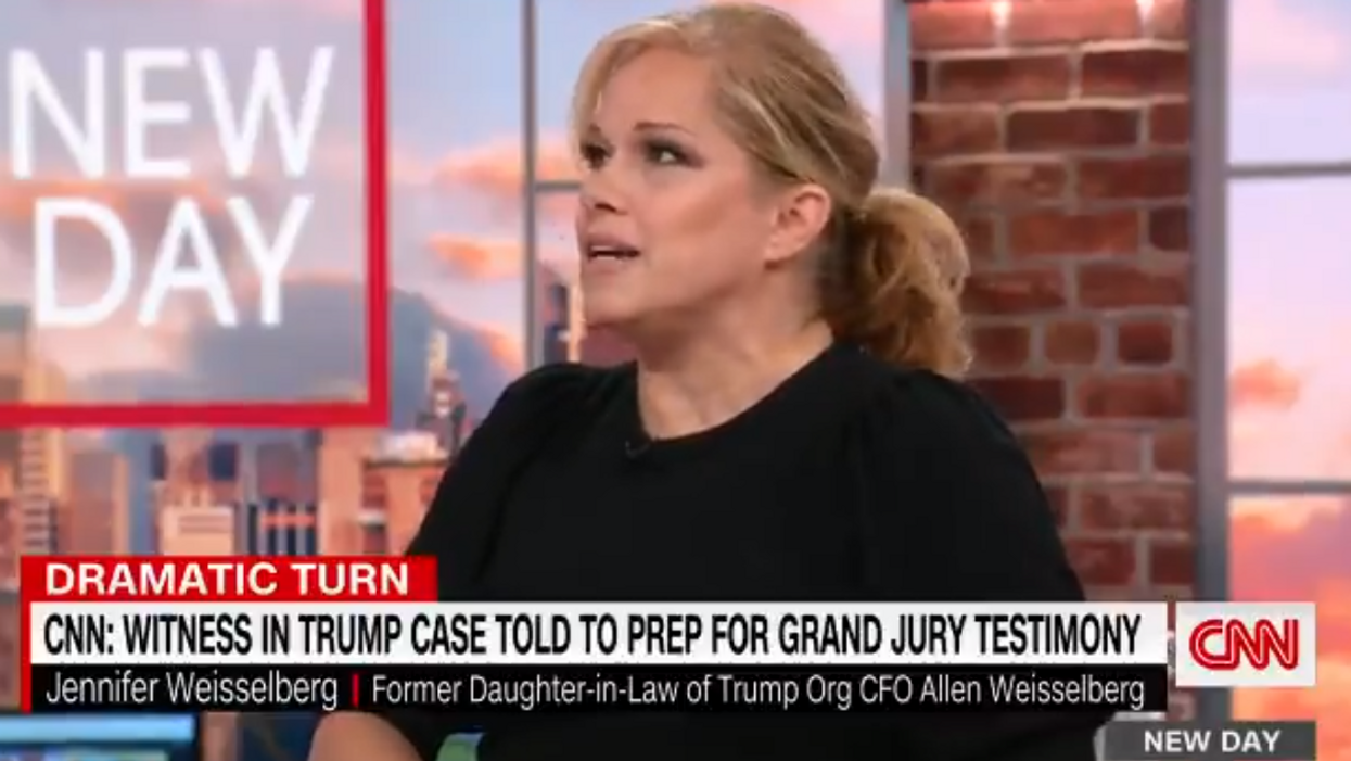Trump CFO's ex-daughter-in-law faces 'threat' after speaking out about him 'hiding money in escrow'