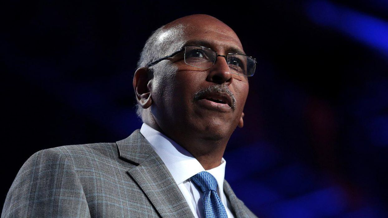 Former RNC chairman explains why he's staying in the GOP even though it has been hijacked by 'wrong-headed' extremists